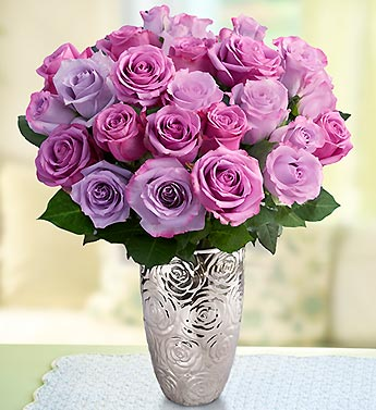 Passion for Purple Roses