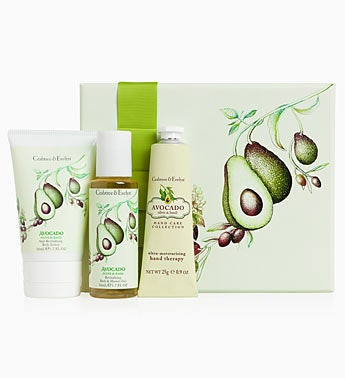 Crabtree & Evelyn� Avocado Sampler