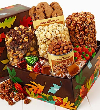The Popcorn Factory� Autumn Prism Sampler Box