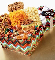 The Popcorn Factory� Thnkg of You Zig Zag Sampler