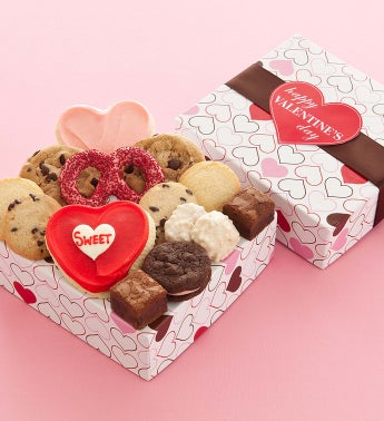 Cheryl's Valentine Treats Box