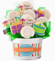 Cheryl's Birthday Cookie Flower Pot