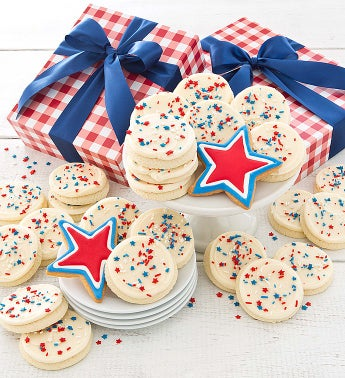 Cheryl's Summer Cookie Gift Box-12ct