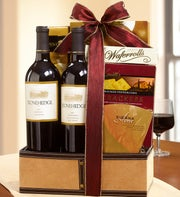 Stonehedge Vineyards Wine Tasting Gift Basket
