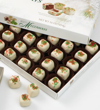 Fannie May� Holiday Mint Meltaways