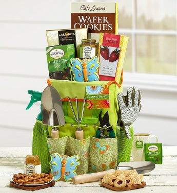 Gourmet Garden Tote with Tools