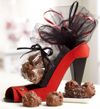 Pretty Women Fudge Love & Truffles Gift