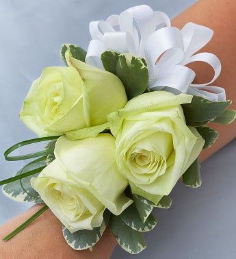 Beach Wedding Corsage
