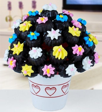 Cheerful Cookie Bouquet