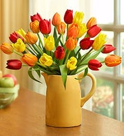 Assorted Fall Tulips, 15-30 Stems