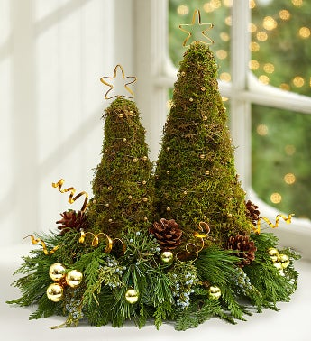 Contemporary Christmas Trees