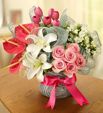 Love is Blooming Bouquet?
