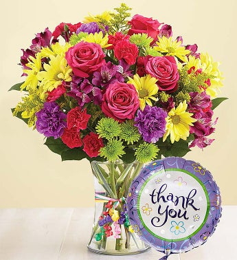 It's Your Day Bouquet� Thank You