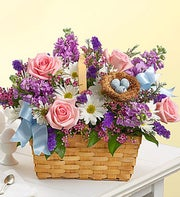 Sweet Spring Basket