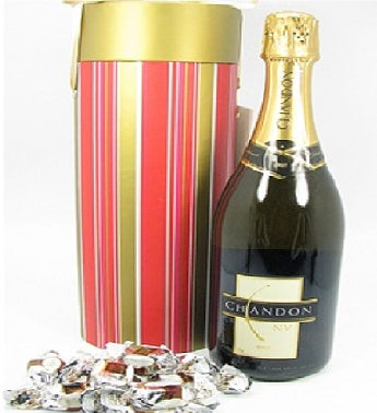 /Chandon NV Sparkling Wine & Chocolates Gift