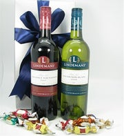 Lindemans Double Wine Gift Box