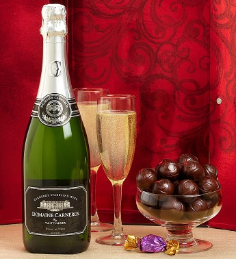 Taittinger Domaine Carneros Sparkling Wine Gift