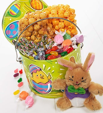The Popcorn Factory� Egg-Ceptional Easter Pail