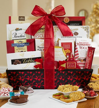 Exclusively Yours Gourmet Gift Basket