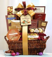 Happy Grandparents Day Gourmet Gift Basket