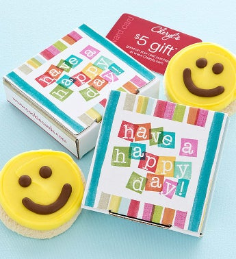 Cheryl's Cookie Card