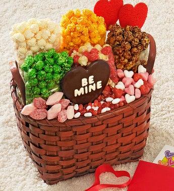 Popcorn Valentine Jumbo Sampler
