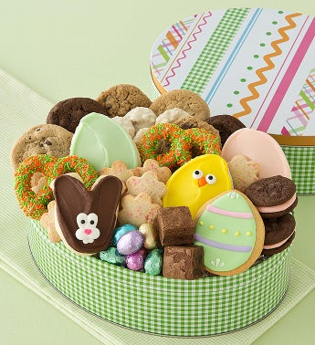 Cheryl's Easter Gift Tin With Treats
