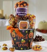 Spooky Halloween Treats Pail