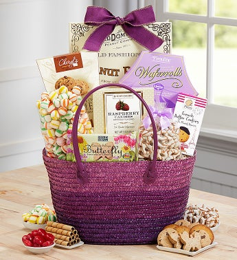 Glorious Spring Deluxe Sweets Tote