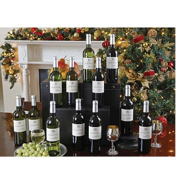 The Connoisseurs Case Wine Gift