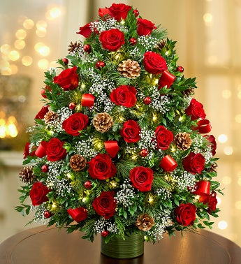Holiday Flower Tree� Luxury