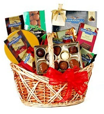Chocoholic's Basket