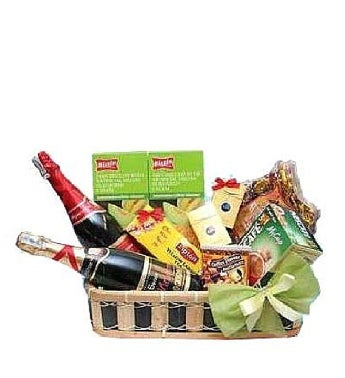 Hapiness Gift Basket