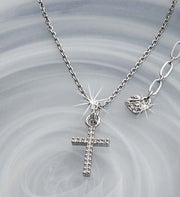 SWAROVSKI® Crystal Cross Necklace
