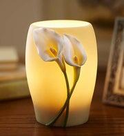 Calla Lily Memory Lamp