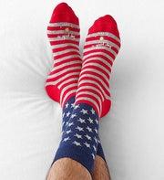 Good Day™ Patriotic Socks for Men