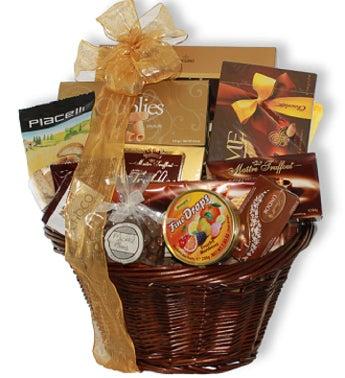 Deluxe Gourmet Basket