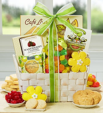 Summer Bliss Gift Basket