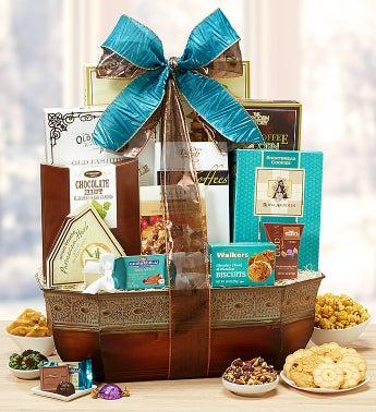 Elegant Fare Gift Basket