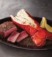 Stock Yards® Surf & Turf, Filet & Lobster Tail