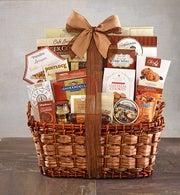Nature's Bounty Gourmet Gift Basket