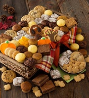 Cheryl's Autumn Snack Basket-Grand