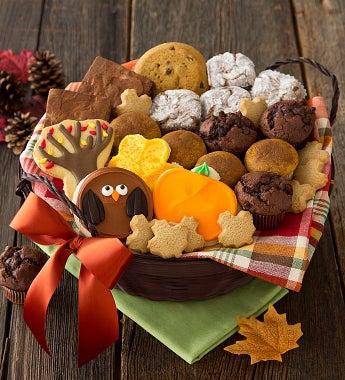 Cheryl's Autumn Snack Basket