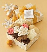 Cheryl's Elegant Holiday Treats Box