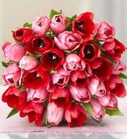 Sweetest Love Tulips + Free Vase