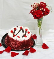 Red Velvet Affair Bouquet