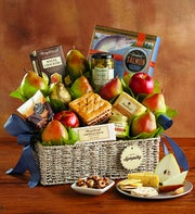 Harry and David Sympathy Gift Basket
