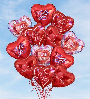 Love and Romance Balloons