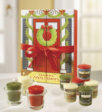 Yankee Candle Gift Set with Festive Box