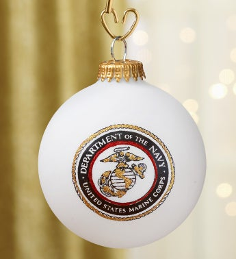 Armed Forces Ornament with Stand